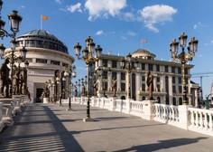Makedonski volivci bodo predsednika države izbrali v drugem krogu