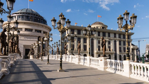 Makedonski volivci bodo predsednika države izbrali v drugem krogu (foto: profimedia)