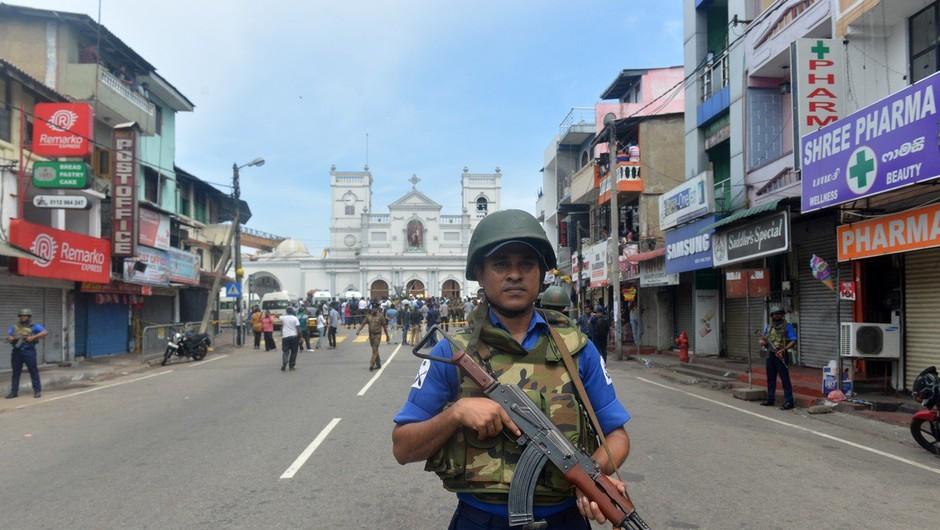 Šrilanka: Po jutranji seriji odjeknila nova eksplozija v hotelu, v veljavi policijska ura (foto: profimedia)