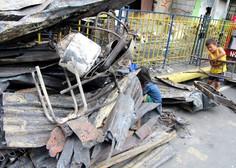 Osrednji del Filipinov stresel močan potres, poročajo o žrtvah