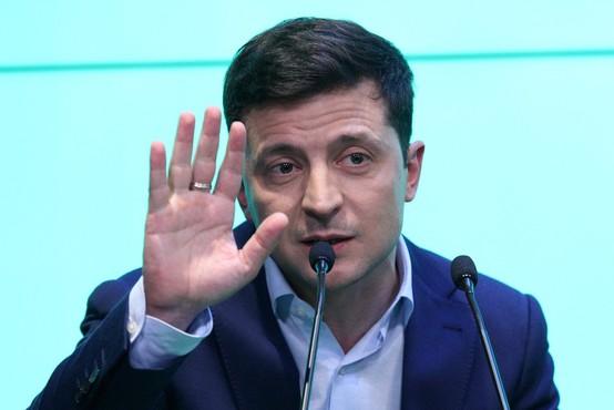 Odziv Ovse po zmagi Zelenskega na ukrajinskih volitvah