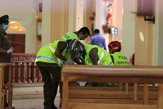 Šrilanka: Policija svari pred morebitnimi novimi napadi na verske objekte