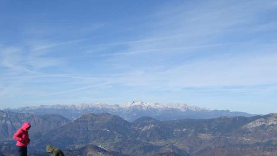 Na planini Prevala nad Podljubeljem našli mrtvega planinca (foto: STA)