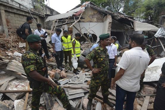 Odgovornost za napade na Šrilanki prevzela Islamska država (IS)