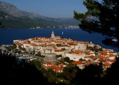 Korčula, šampionka hrvaškega turizma