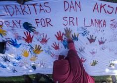 Šrilanška policija ima polne roke dela z racijami in iskanjem teroristov