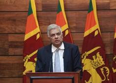 Šrilanški premier je zatrdil, da so aretirali ali ubili večino islamskih skrajnežev