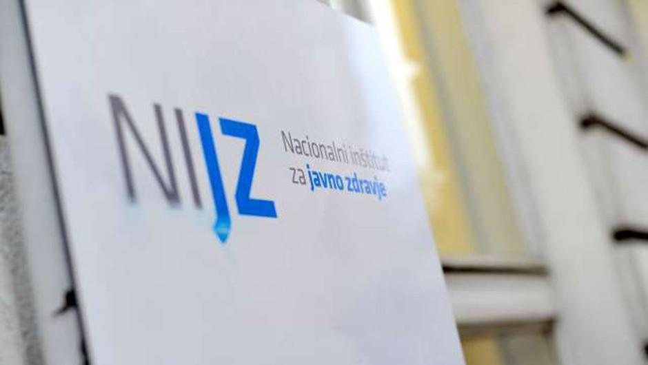 NIJZ za iskanje stikov z okuženimi najel podjetje City Connect (foto: Tamino Petelinšek/STA)