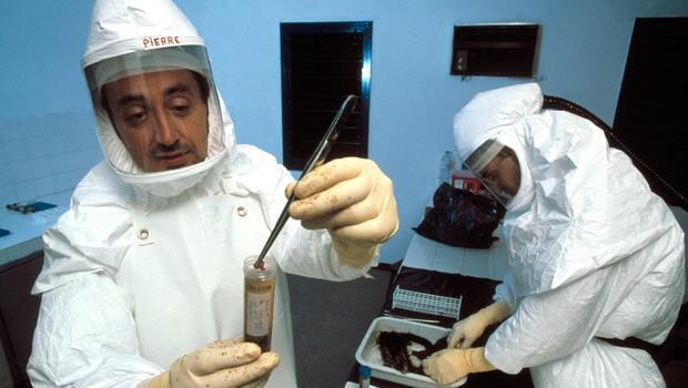 Ebola se širi po DR Kongo tudi zaradi ščuvanja proti zdravstvenim delavcem (foto: profimedia)