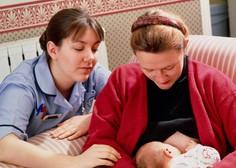 Pomembno vlogo pri zagotavljanju pravic žensk imajo tudi babice