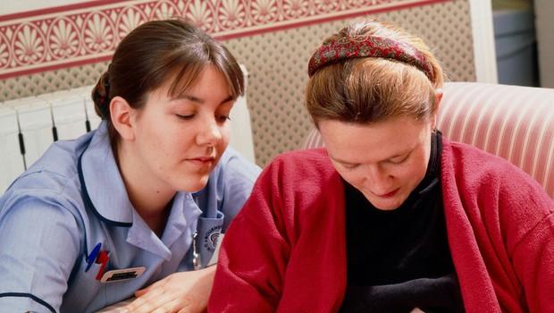 Pomembno vlogo pri zagotavljanju pravic žensk imajo tudi babice (foto: profimedia)