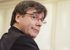 Nekdanji katalonski predsednik Puigdemont prihaja v Ljubljano