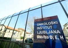 Onkološki inštitut zaprl del oddelka zaradi pomanjkanja medicinskih sester