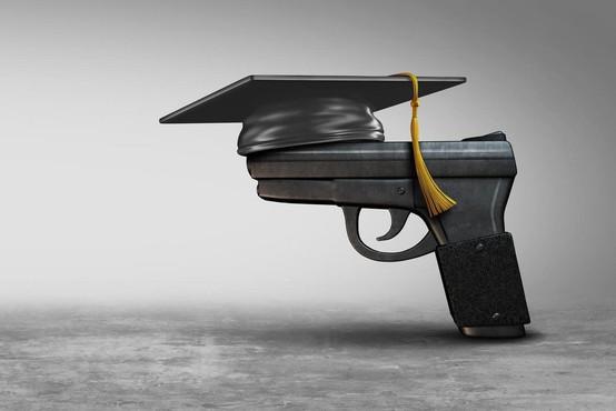 Na Floridi zdaj po novem oborožujejo še učitelje