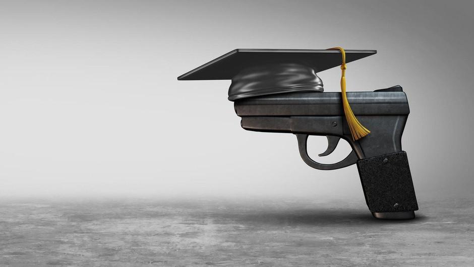 Na Floridi zdaj po novem oborožujejo še učitelje (foto: profimedia)