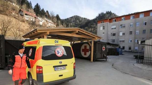 Dokazi glede korupcije v jeseniški bolnišnici ostajajo v spisu (foto: STA)