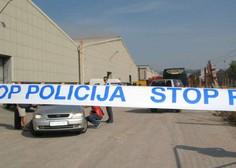 Luka Koper: Lažni alarm o nastavljeni bombi, policisti preverjajo vpletenost enega osumljenca