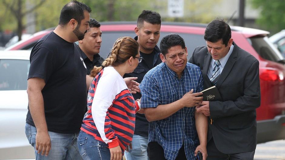 Okrutni umor noseče najstnice pretresel Chicago (foto: Profimedia)