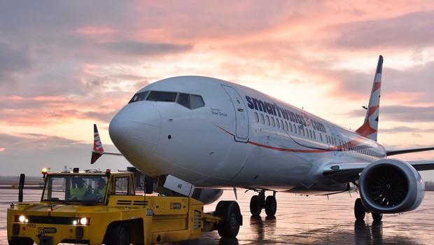 Po dveh hudih nesrečah so pri Boeingu priznali napako na simulatorjih letal 737 max (foto: profimedia)