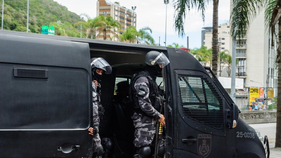 Na severu Brazilije krvav pokol v lokalu (foto: Profimedia)