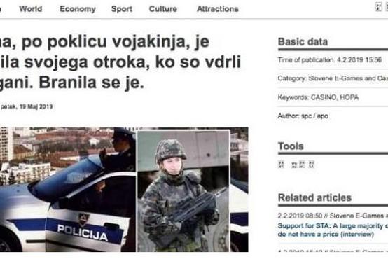 Slovenska tiskovna agencija zopet tarča spletnih prevarantov