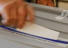Izidom nedeljskega glasovanja bodo prišteli še glasove po pošti