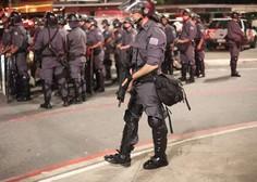 Nasilje v zaporu v Braziliji terjalo 15 smrtnih žrtev