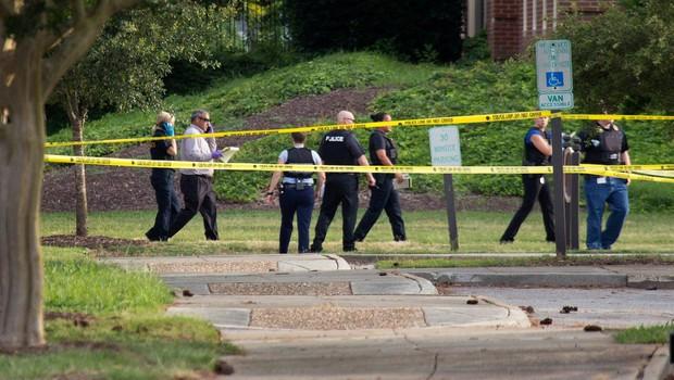 Odpuščeni delavec se je vrnil s pištolo in pobil 12 sodelavcev (foto: profimedia)