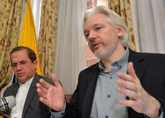 Švedsko sodišče zavrnilo zahtevo za pridržanje Assangea