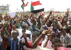 Smrtne žrtve med protesti v Sudanu