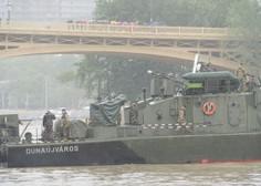 Po ladijski nesreči v Donavi našli še štiri trupla