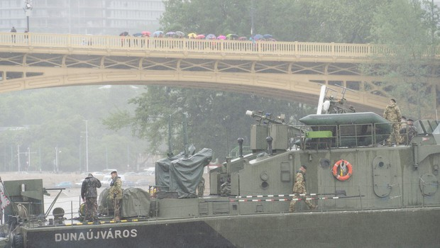 Po ladijski nesreči v Donavi našli še štiri trupla (foto: Profimedia)