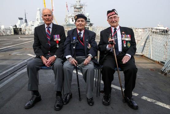 Na jugu Anglije se začenjajo slovesnosti ob 75. obletnici zavezniškega izkrcanja v Normandiji