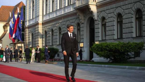 V Ljubljani in na Brdu se bo sklenil vrh pobude Tri morja (foto: Anže Malovrh/STA)