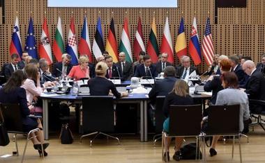 Predsedniki pobude Tri morja podprli deklaracijo o milijardah za razvoj regije!