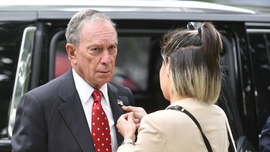 Michael Bloomberg bo dal 500 milijonov dolarjev za zaprtje termoelektrarn v ZDA (foto: Profimedia)