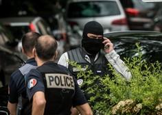 V Franciji aretirali neonaciste, ki so načrtovali napade na Jude in muslimane