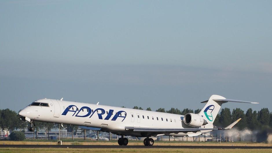 Adia Airways vnaprej odpovedala več letov do konca meseca, nekatere pa združila (foto: profimedia)