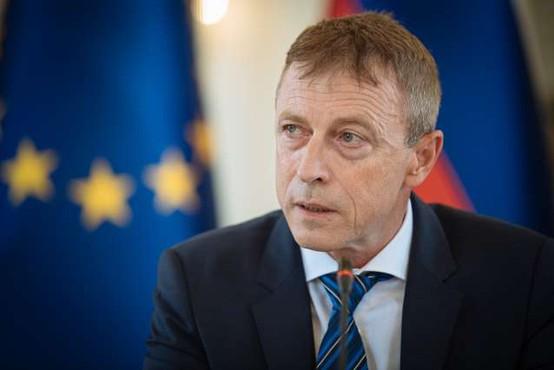 Odvetnik Rok Čeferin izvoljen za novega ustavnega sodnika