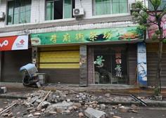 Jugozahod Kitajske stresel močan potres, ki je terjal smrtne žrtve