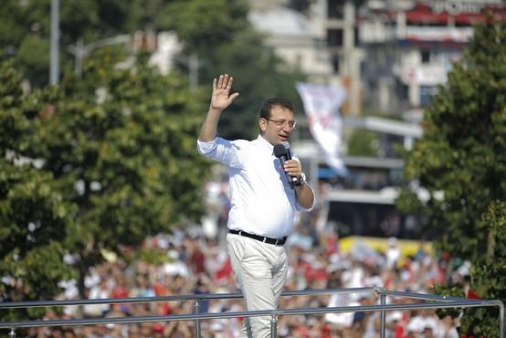 Po ponovljenih volitvah v Istanbulu ni spremembe, županski položaj pripada opoziciji