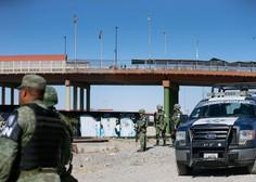 Mehika na mejo z ZDA poslala 15.000 vojakov za upravljanje migracij