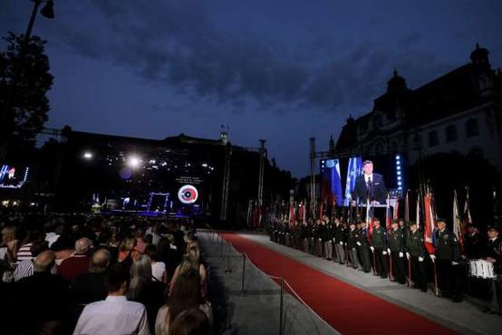Slovenija praznuje dan državnosti in 28. obletnico osamosvojitve