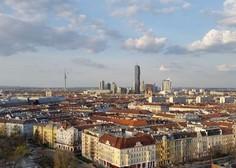 Na Dunaju v eksploziji plina uničen stanovanjski blok