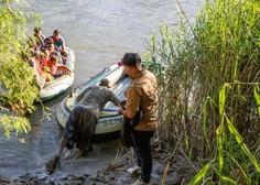 Presunljiva fotografija utopljenega begunca s hčerkico pretresla svet