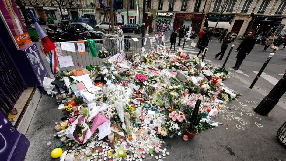 Aretirali državljana BiH, ker naj bi bil vpleten v teroristične napade v Parizu (foto: profimedia)