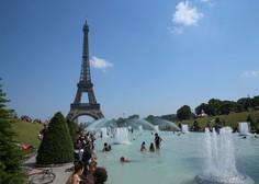 Vročinski val po Evropi: V Franciji, Španiji in Grčiji pričakujejo 40 stopinj Celzija!