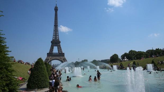 Vročinski val po Evropi: V Franciji, Španiji in Grčiji pričakujejo 40 stopinj Celzija! (foto: profimedia)
