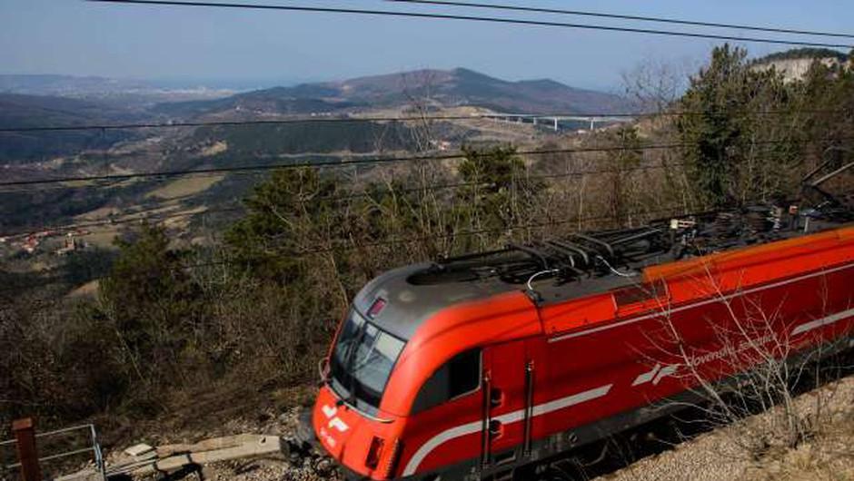 Progo med Divačo in Koprom naj bi znova odprli jutri ob 9. uri (foto: STA/Nebojša Tejić)