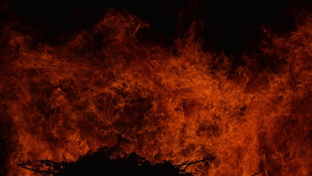 Vročinskemu valu na stari celini so se pridružili še požari (foto: profimedia)